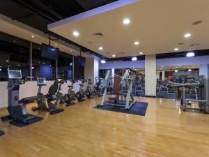JW Marriott Hotel Gym