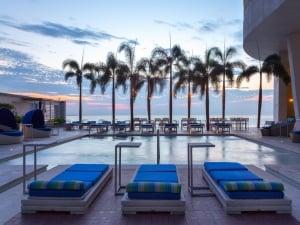 JW Marriott Hotel Outdoor Pool