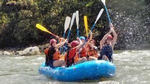 Kayak in Panama