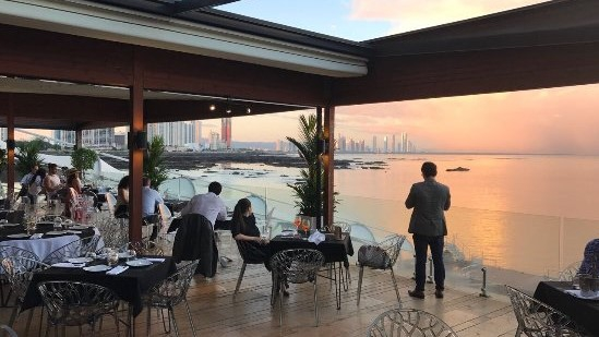 Fine dining restaurants in Panama City, Panama