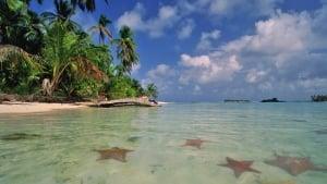 Las Estrellas Beach