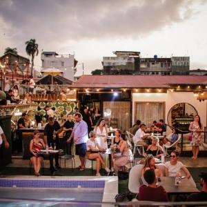 Lazotea Restaurant & Rooftop Bar