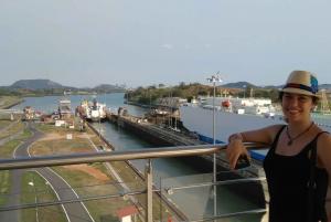Panama Canal: Miraflores Visitor Center Tour