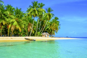 Panama City: 1-Night San Blas Islands in Sea Huts