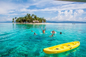 Panama City: 4-Day Island Hopping San Blas Adventure