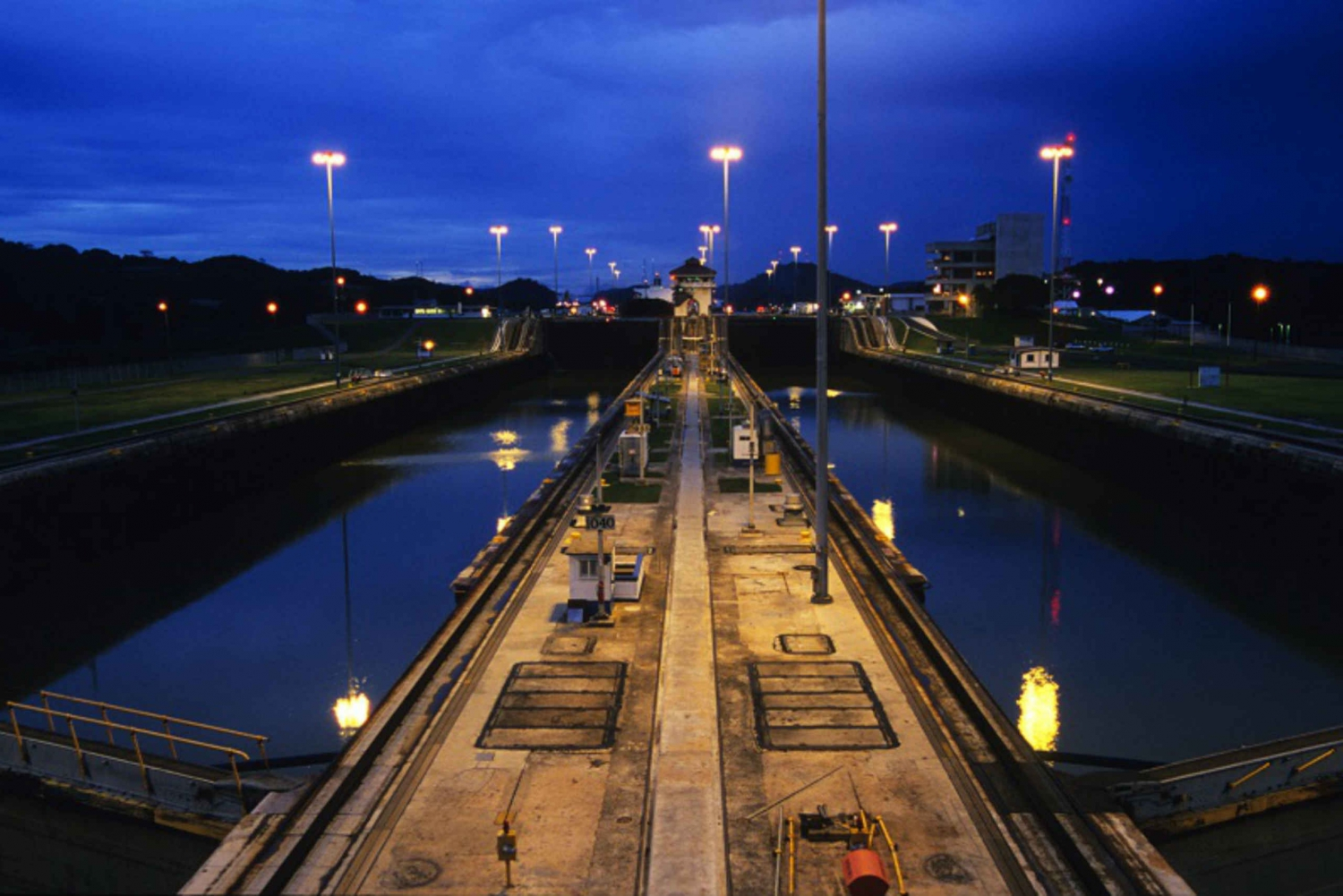 Panama City and Miraflores Locks Tour