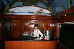 Panama City: Canal Railway & Gatun Locks Half-Day Tour