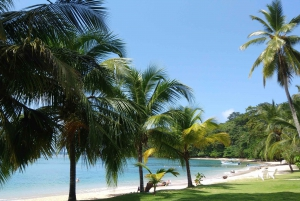 Panama City: Isla Grande Beach and Portobelo Tour
