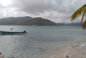 Panama City: Isla Grande Beach and Portobelo Tour