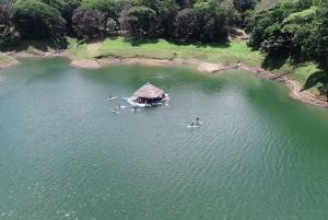 Panama City: Lake Alajuela Stand-Up Paddleboard Tour