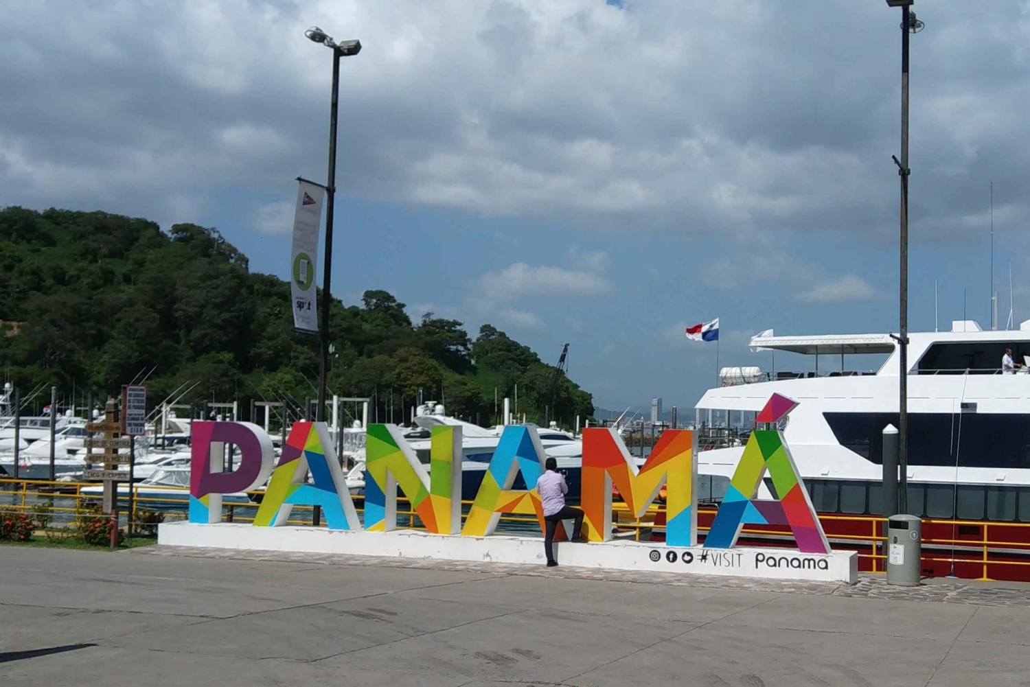 Panama City Layover Tour