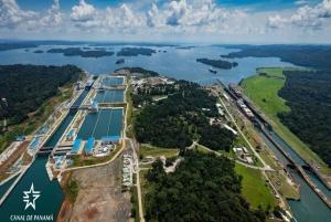 Panama City: Ocean to Ocean Panama Canal and Jungle Tour
