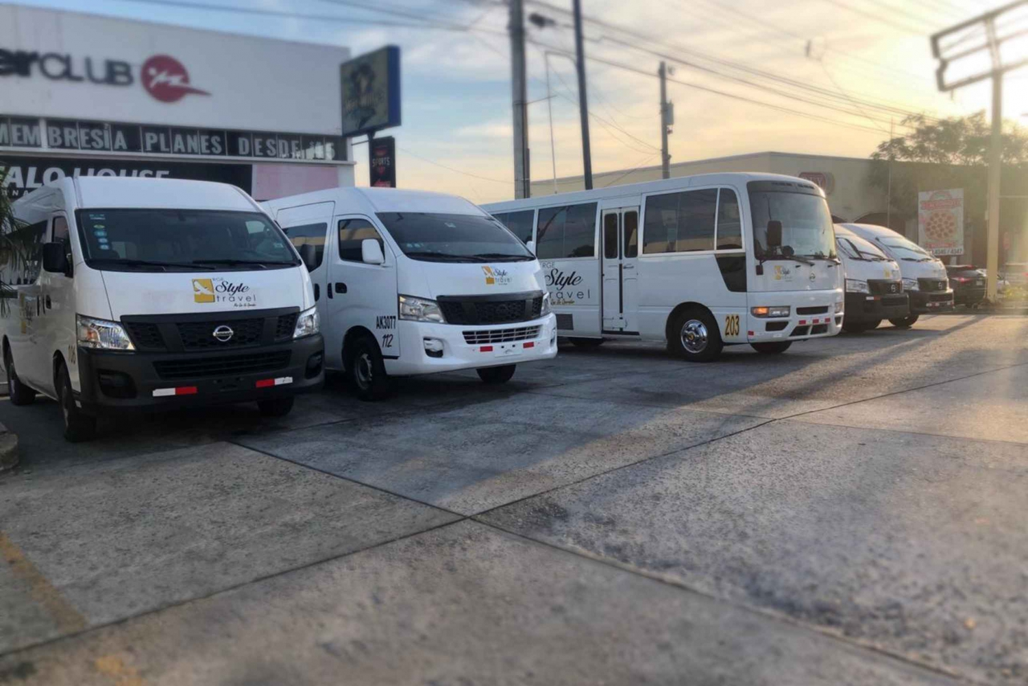 Best transport options in and around Panama