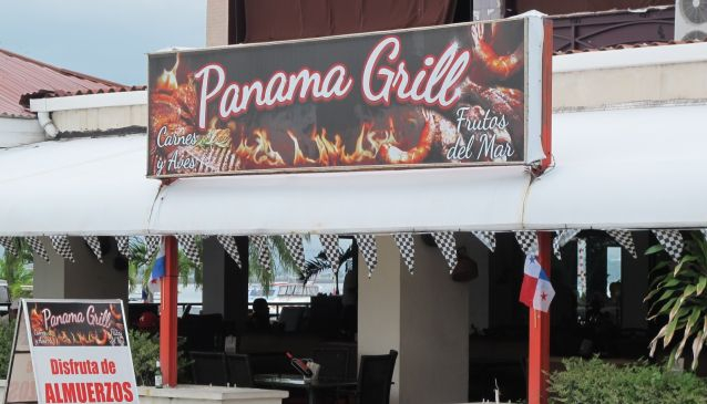 Panama Grill