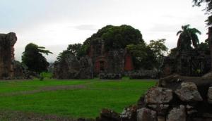 Panama Viejo (Old Panama City ruins)