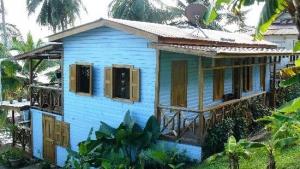 Jenny's Cabañas Panama's Paradise
