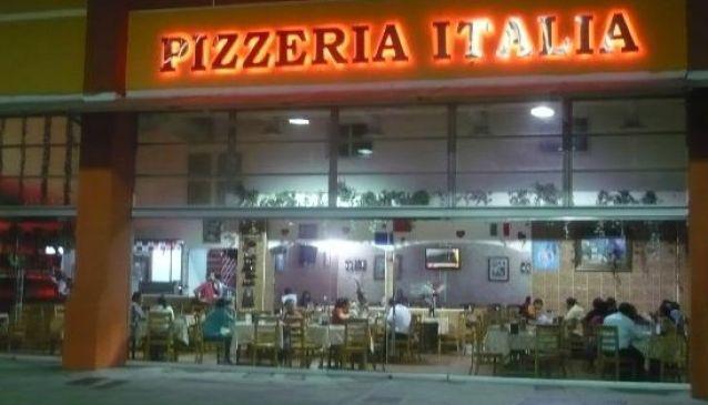 Pizzeria Italia - Albrook Mall