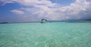 Sandbank San Blas