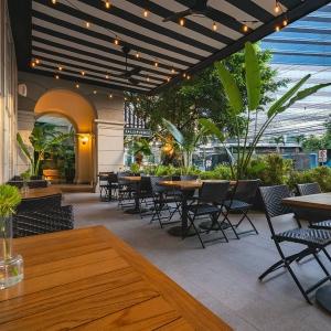 The Bristol Hotel - Salsipuedes Restaurant