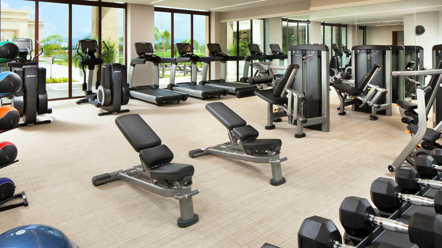 The Santa Maria Luxury Collection - Fitness and Gym