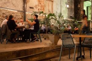 Tomillo restaurant