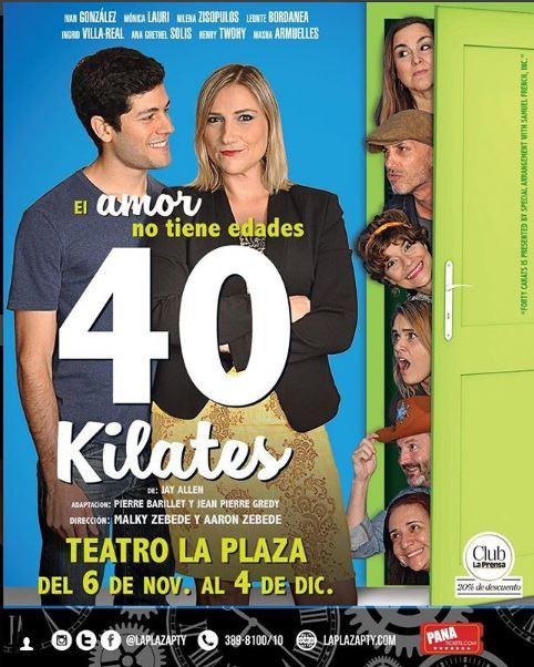 40 KILATES