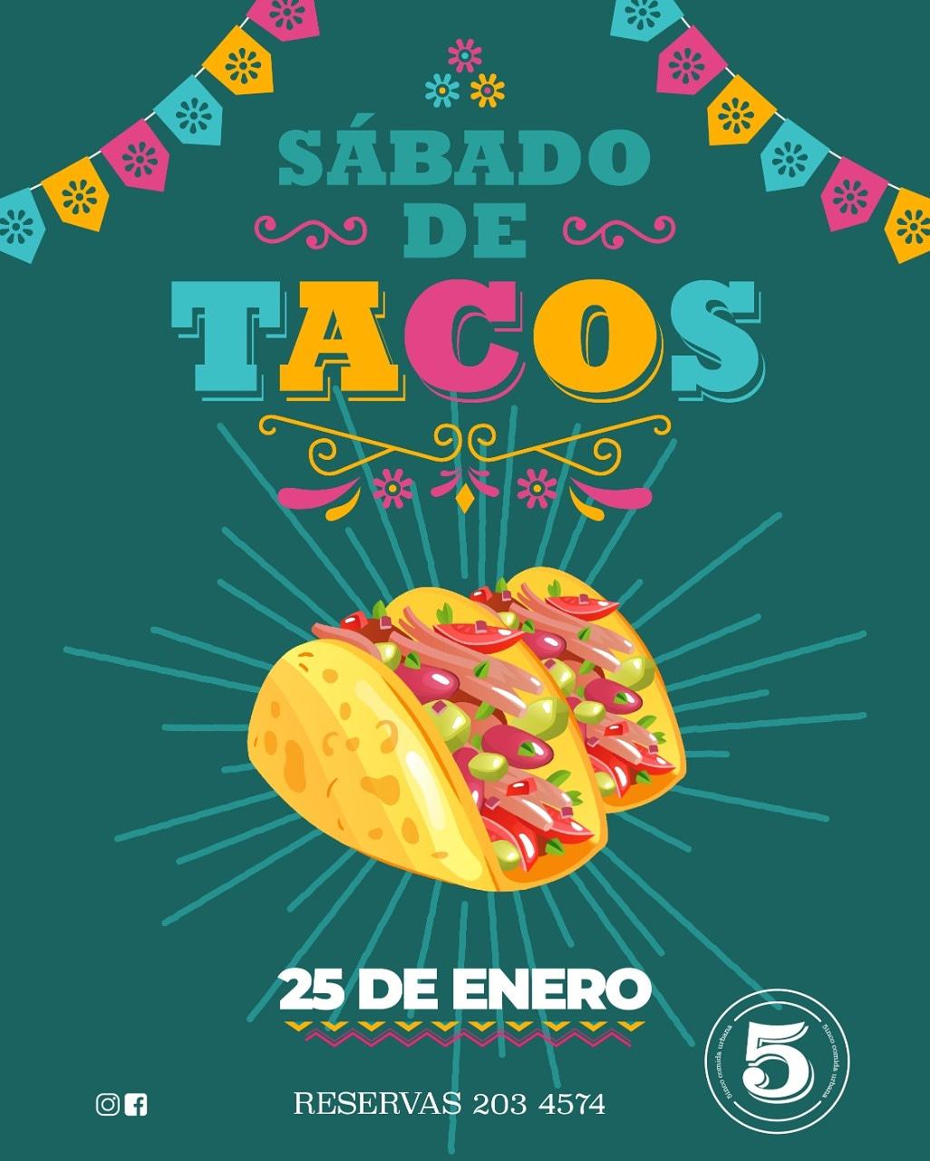 5inco Taco night