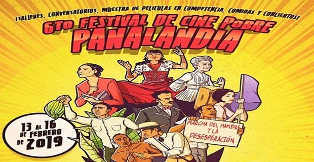 6TO FESTIVAL DE CINE POBRE PANALANDIA