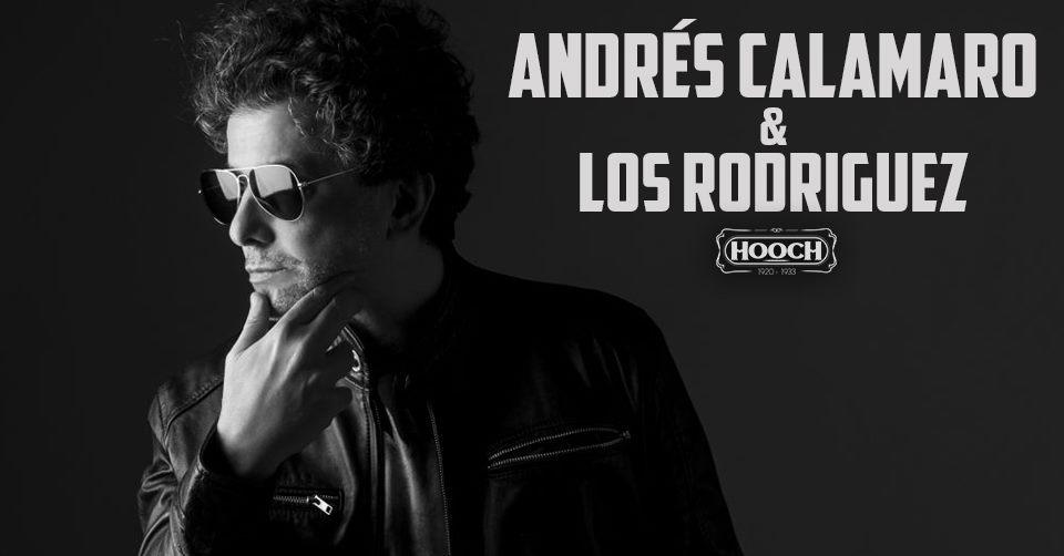 Andrés Calamaro & Los Rodriguez Tribute