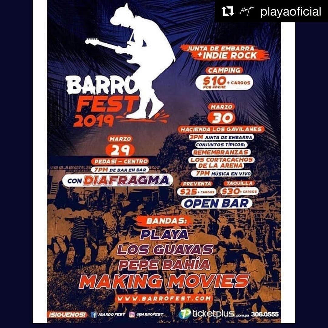 Barro Fest | My Guide Panama