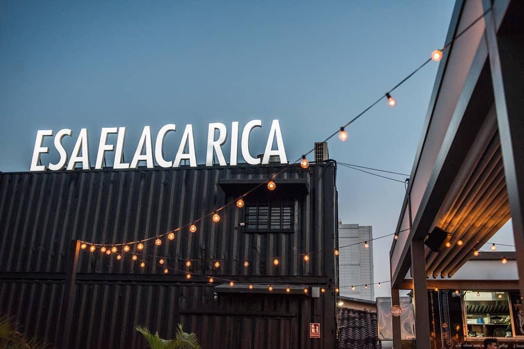 Best Burgers - Esa Flaca Rica