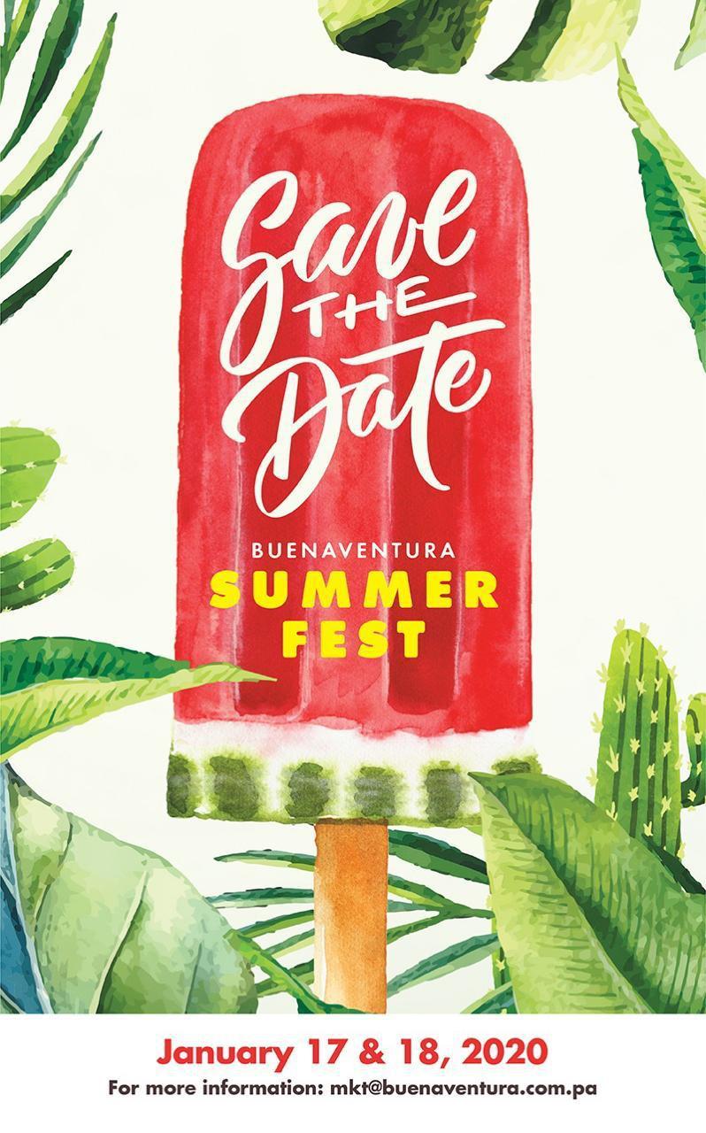 Buenaventura Summer Fest