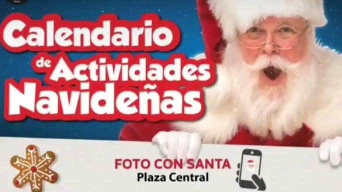 Calendar of Christmas activities