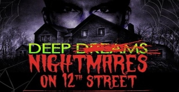 DEEP NIGHTMARES HALLOWEEN PARTY