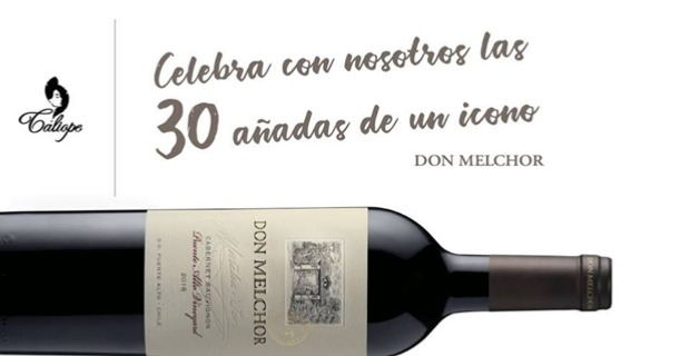 DINNER PAIRING 'DON MELCHOR'