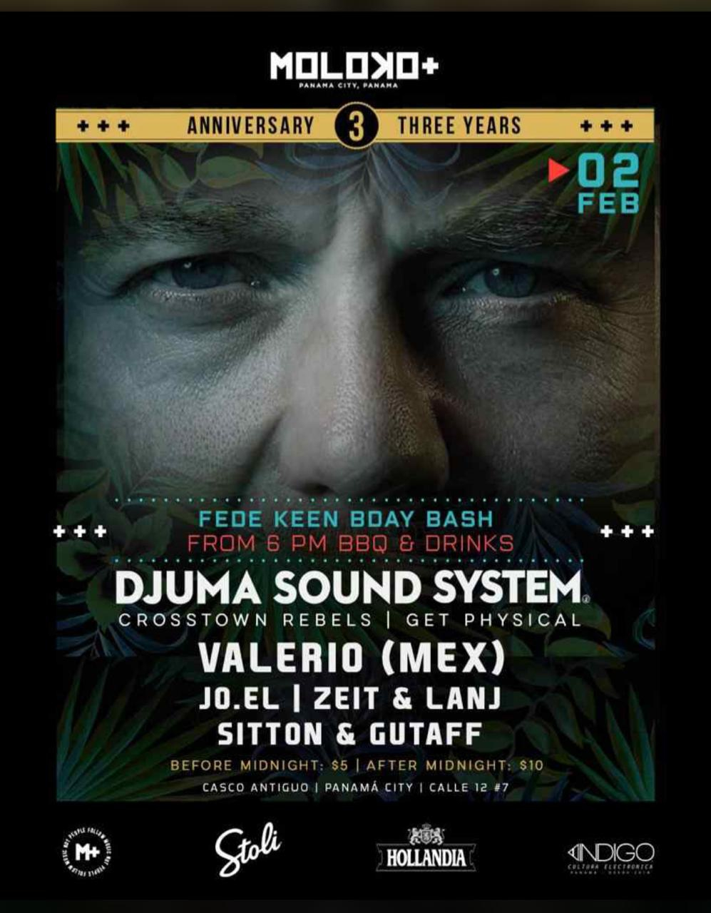 DJUMA SOUND SYSTEM