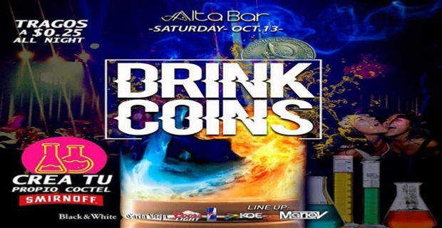 DRINK COINS