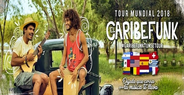 EL CARIBEFUNK IN CONCERT