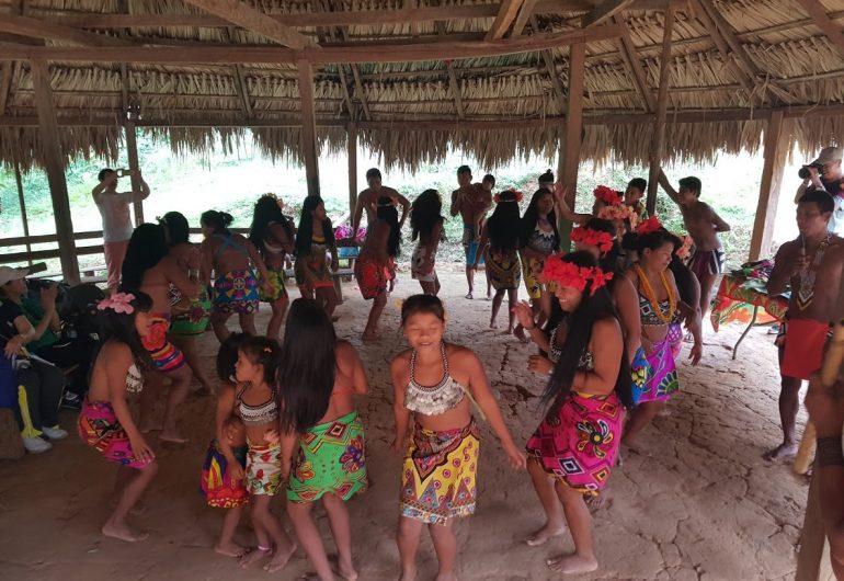 Embera Indigenous Community Tour