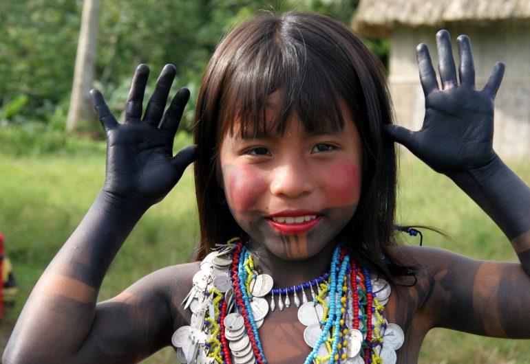 Embera Indigenous Community