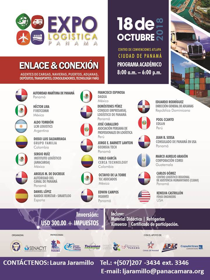 EXPO LOGISTICA PANAMA