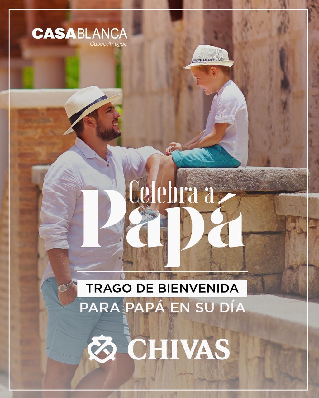Fathers Day Casa Blanca Panama