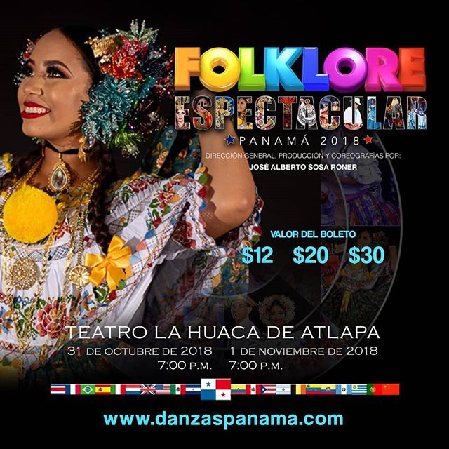 FOLKLORE ESPECTACULAR