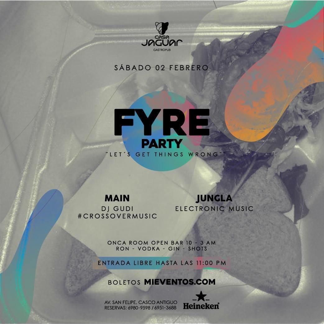 Fyre Party