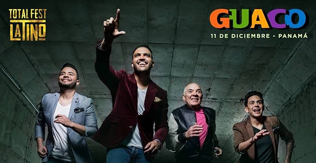 GUACO IN CONCERT - TOTAL FEST LATINO