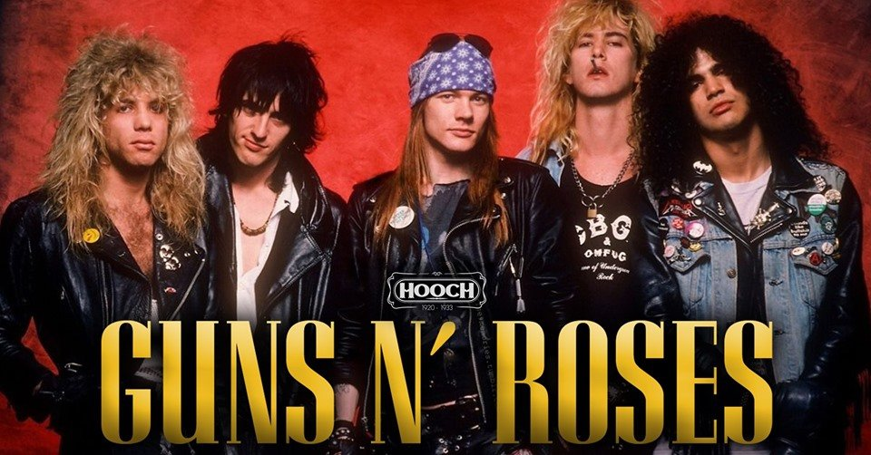GUNS N' ROSES Trubute