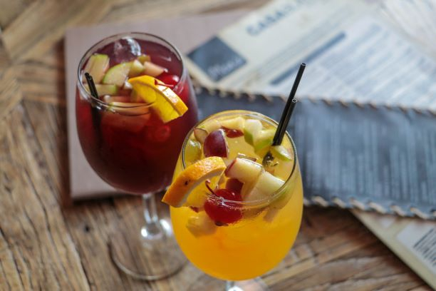 Happy Hour Sangria