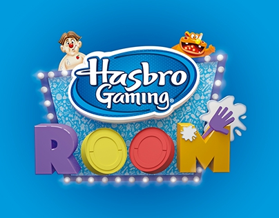 Hasbro Gaming Room