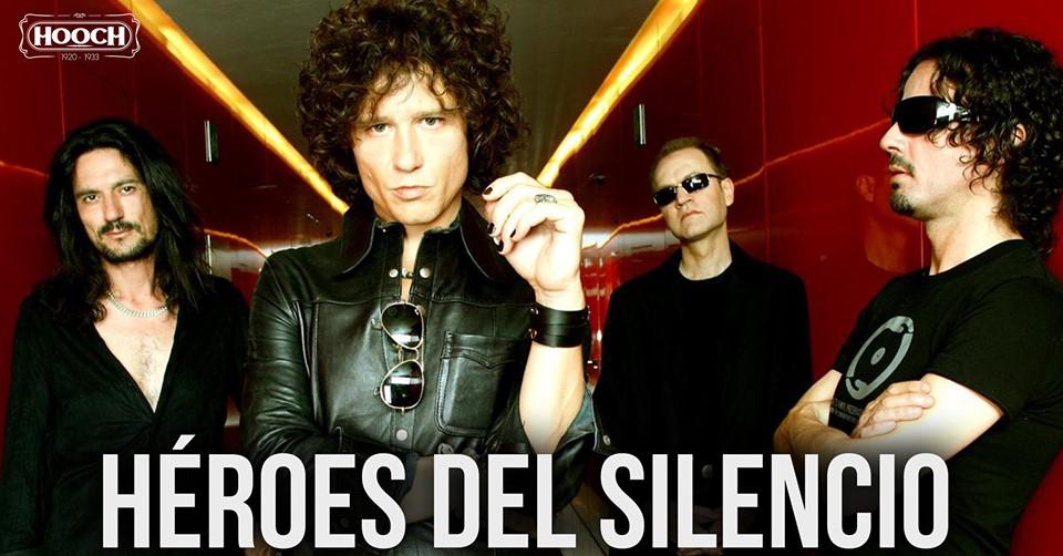 Heroes Del Silencio Tribute