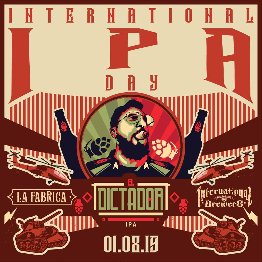 International IPA Day - La Fabrica